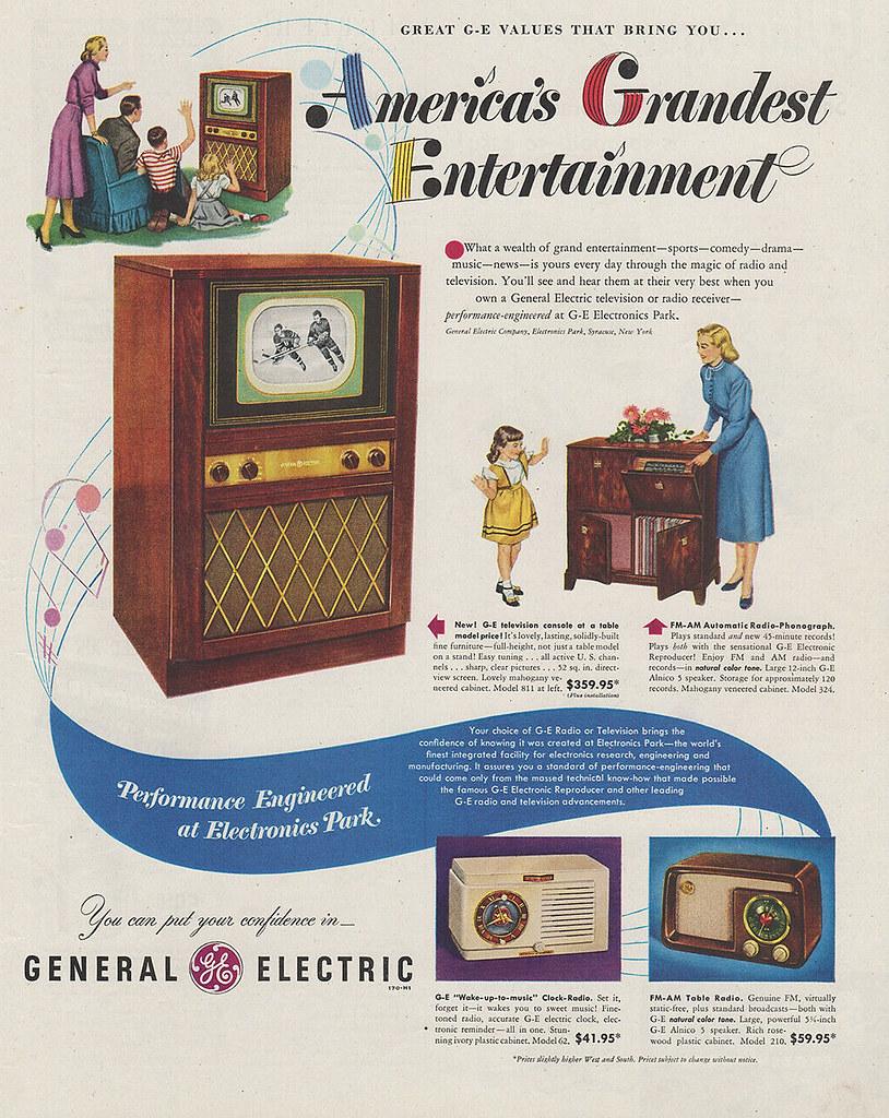 General Electric 1949