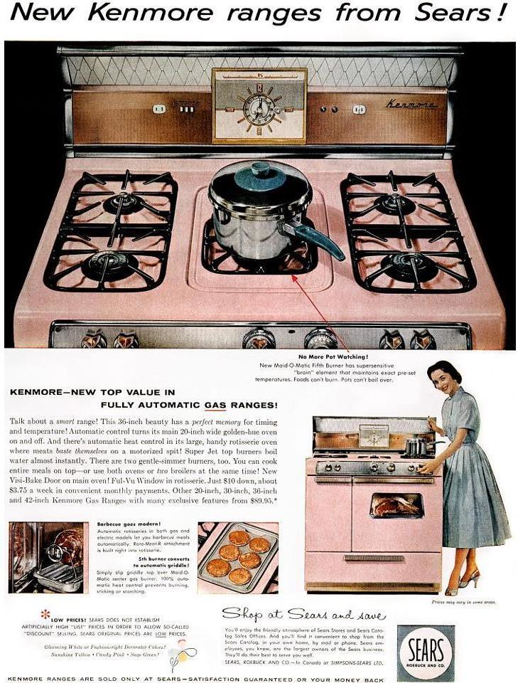 Sears Kenmore 1957