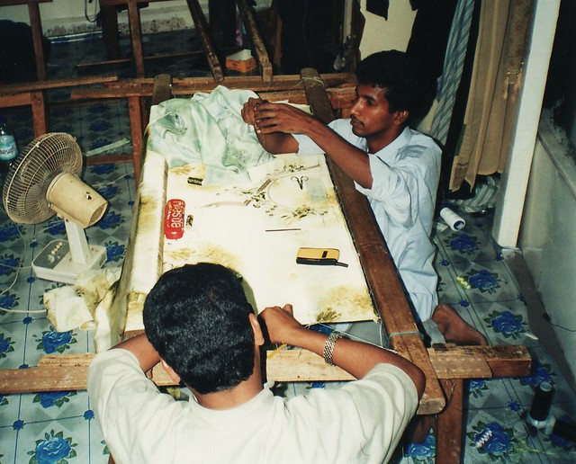 Weavers - Dubai - 2000