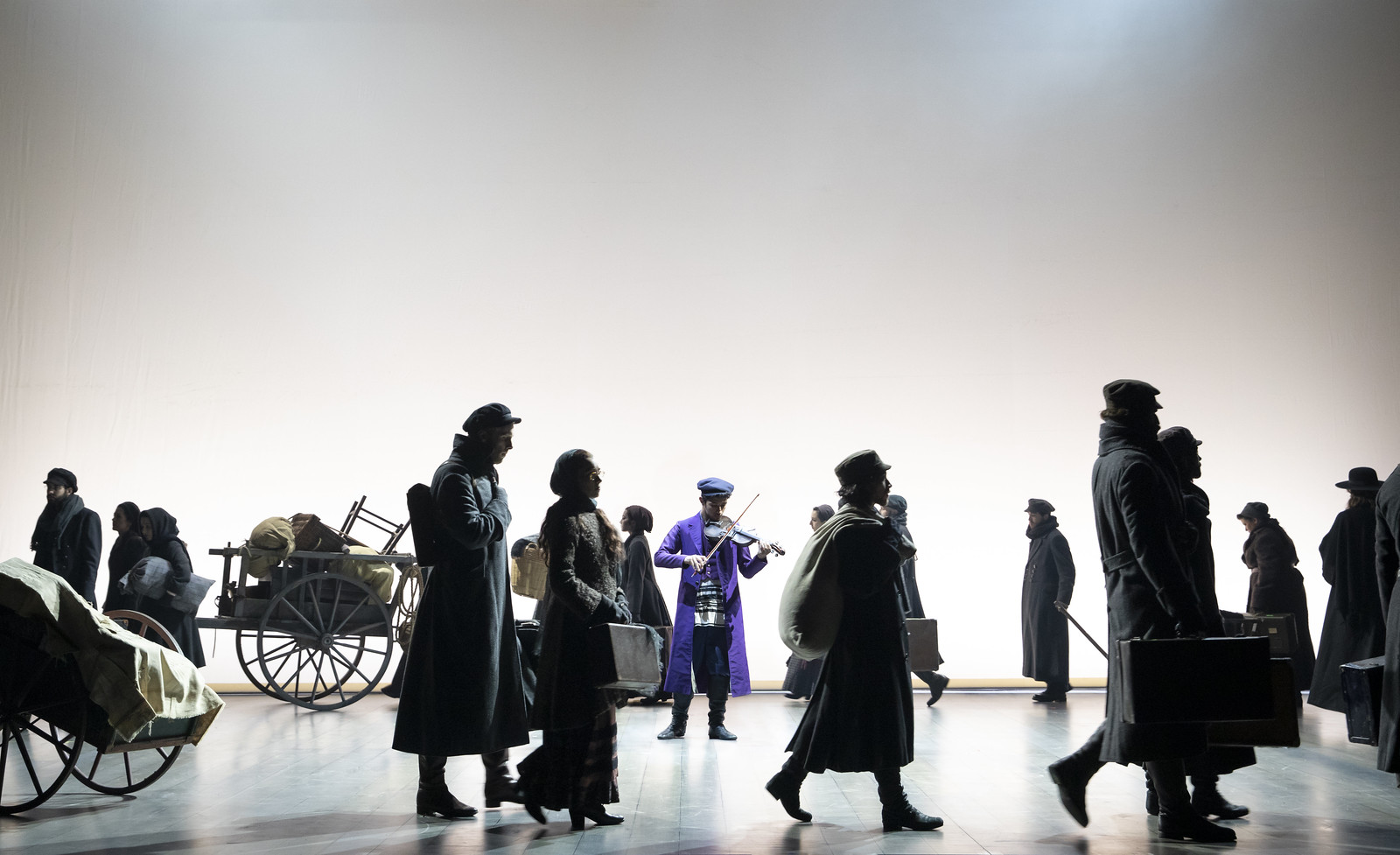 Broadway in Detroit: 'Fiddler on the Roof' at the Fisher Theatre March 2020