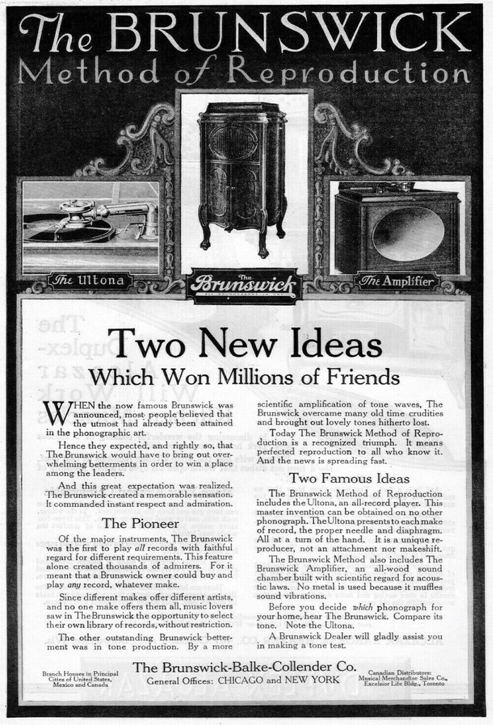 Brunswick 1919