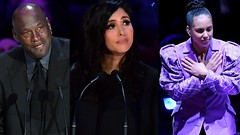 Beyoncé, Alicia Keys y Christina Aguilera rinden tributo a Kobe Bryant
