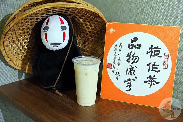 台中公益路飲料推薦植作茶