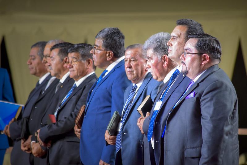 """""""...a cada uno de nosotros fue dada la gracia"""" Ascenso a pastor Presbítero en Conferencia IMPCH 2020"""