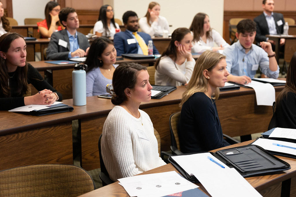 Nearly 70 Jepson alumni planned and implemented the 2020 EDGE, including nearly 50 who were on campus to lead workshops.