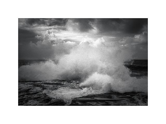 breaking wave, Sydney 2012  #473