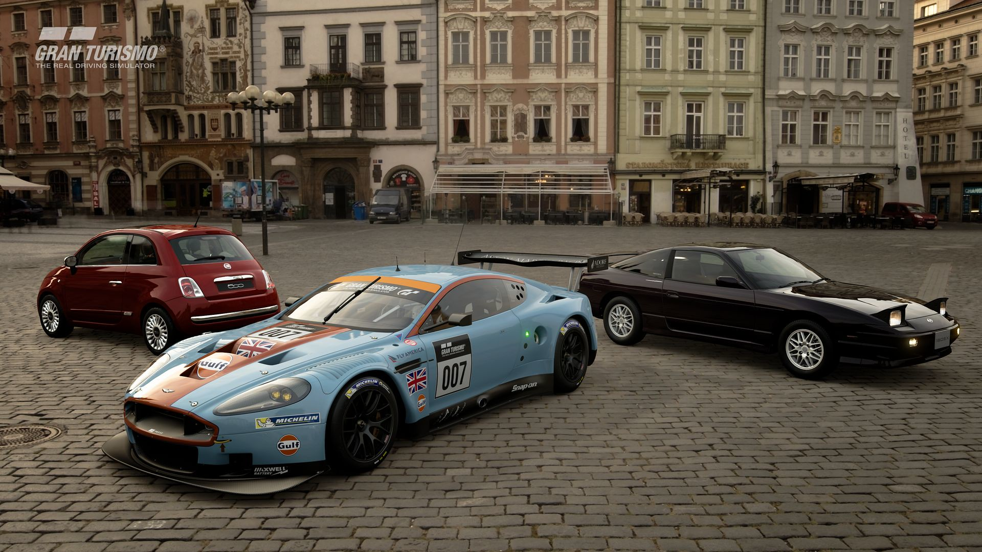 Gran Turismo Sport Adds 3 New Cars Including The Aston Martin Dbr9 Gt1 Igamesnews Igamesnews