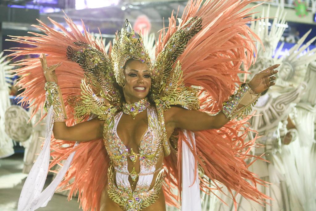 Carnaval Rio 2020 - Unidos da Tijuca - Raphel David | Riotur