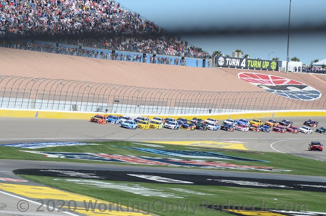 Rush Hour at LVMS