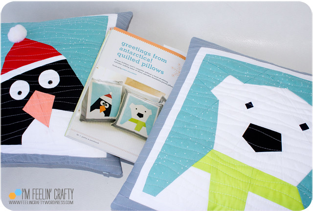AntarticPillows-BookProject-ImFeelinCrafty
