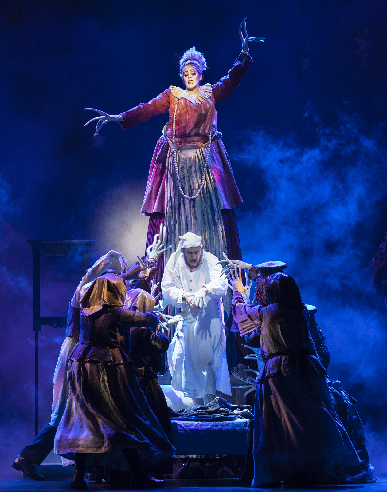 Photo: Joan Marcus || Wading in Big Shoes - Broadway in Detroit: 'Fiddler on the Roof' at the Fisher Theatre March 10 - 15, 2020