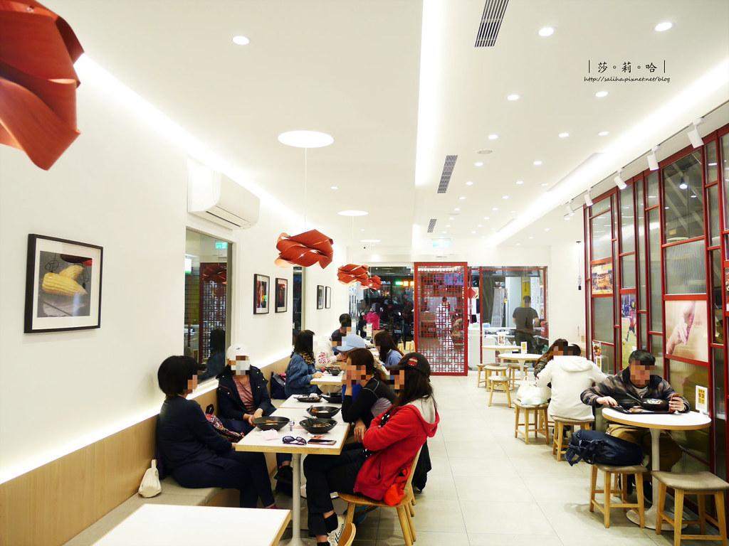 台北士林不限時餐廳推薦梁社漢排骨飯兩岸十大名店 (1)