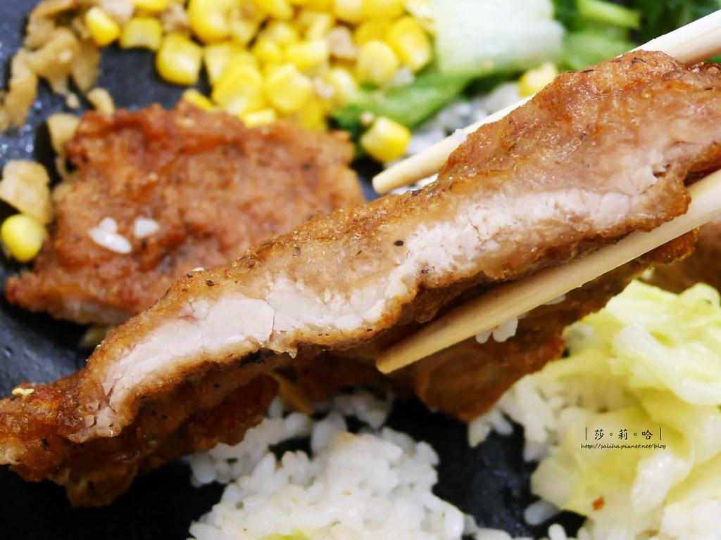 台北士林不限時餐廳推薦梁社漢排骨 好吃美食氣氛好 (5)