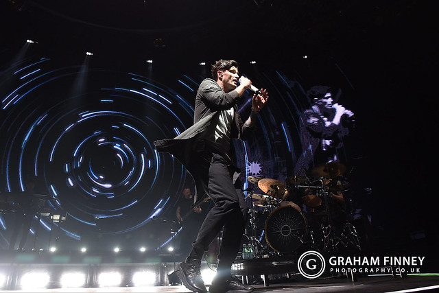 The Script @ First Direct Arena (Leeds, UK) on February 21, 2020