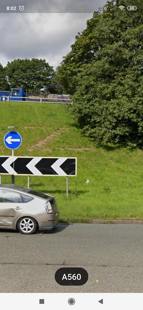 "The ""Z"" roundabout"