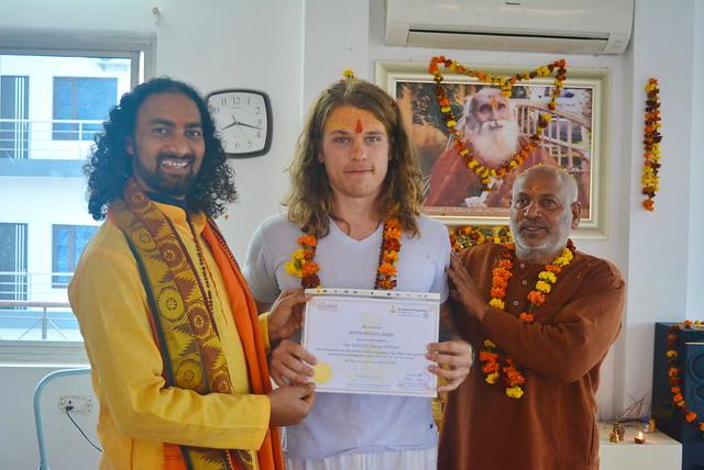 Yoga Teacher Training in Rishikesh, India