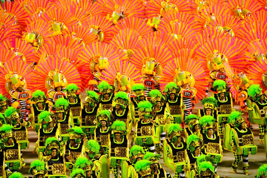 Carnaval Rio 2020 - São Clemente - Fernando Grilli   Riotur