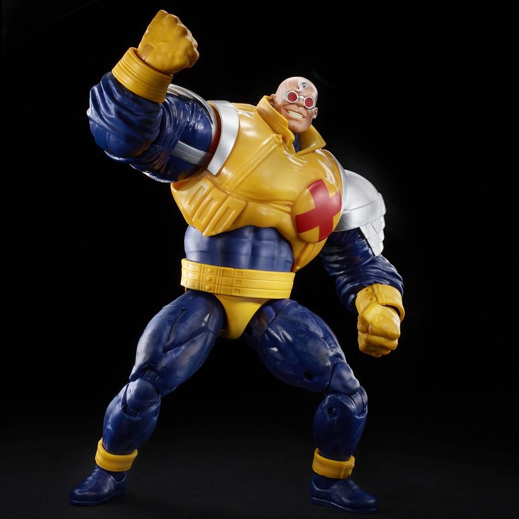 【NYTF 2020】Hasbro《魔鬼剋星》、《G.I. Joe》、《星際大戰》、《X戰警》系列電影、MARVEL Comics......海量 6 吋可動人偶新作公開!