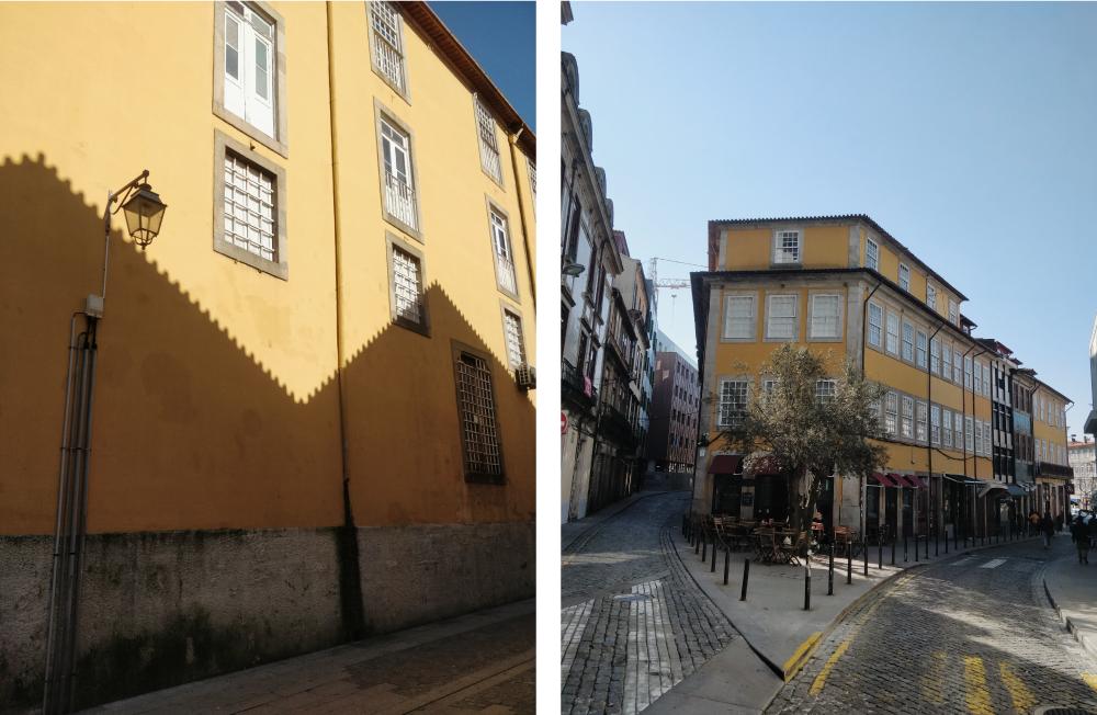 porto_keltaiset_rakennukset