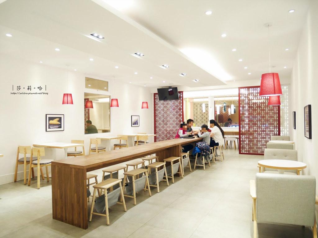 台北士林不限時餐廳推薦梁社漢排骨飯兩岸十大名店 (2)