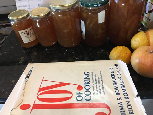 When Life Gives you Bitter Oranges... Make Marmalade!