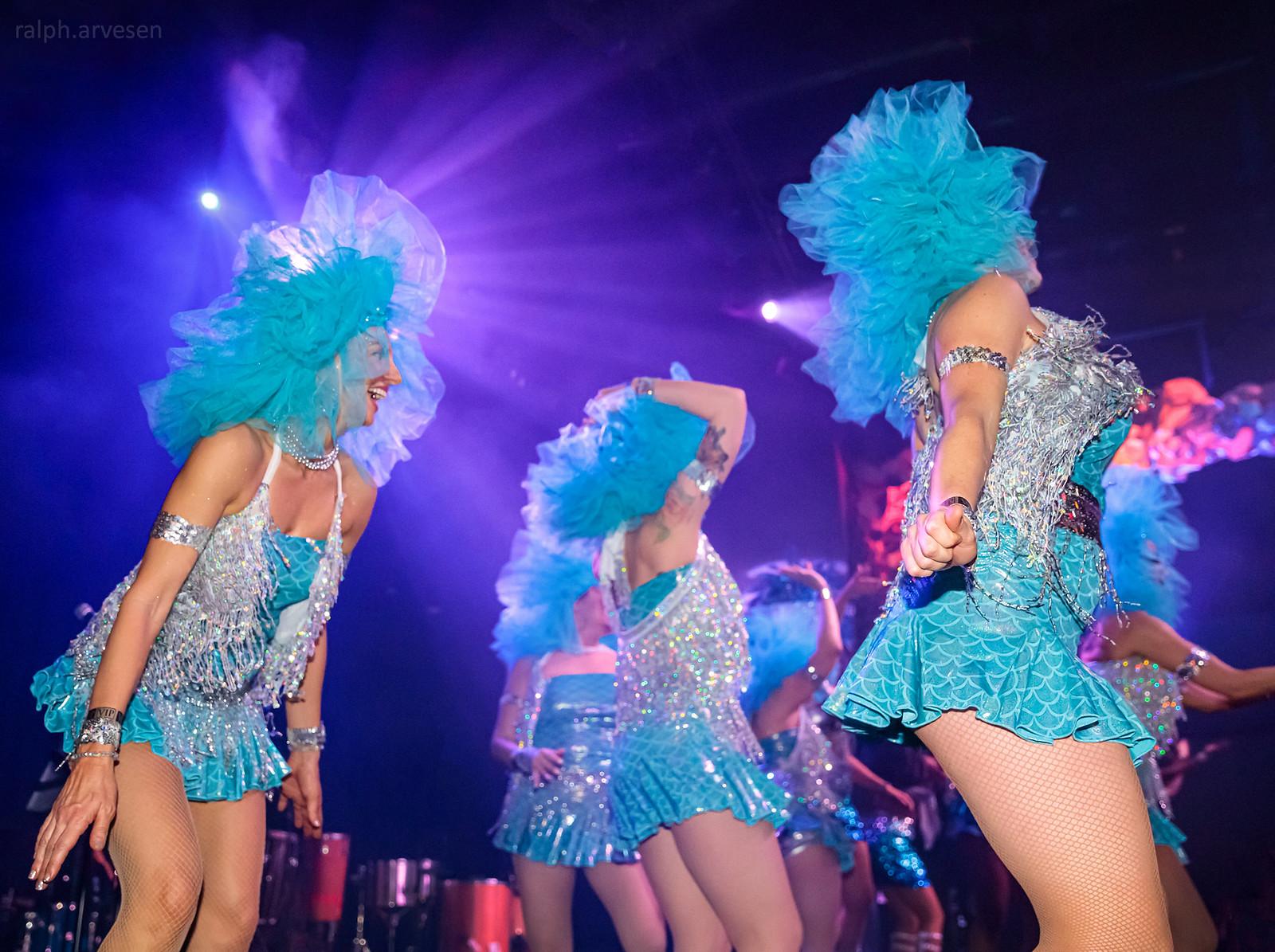 Carnaval Brasileiro | Texas Review | Ralph Arvesen