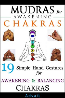 Mudras for Awakening Chakras  - Advait