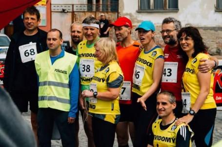 Nevidomý běžec a horolezec Honza Říha zve na svůj běh