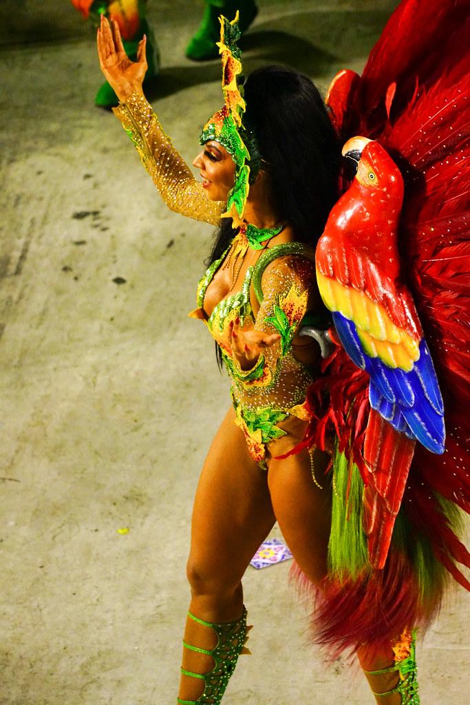 Carnaval Rio 2020 - Unidos da Tijuca - Fernando Grilli | Riotur