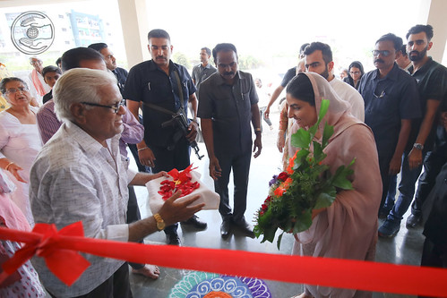 Welcome and Inauguration of newly constructed Satsang Bhawan