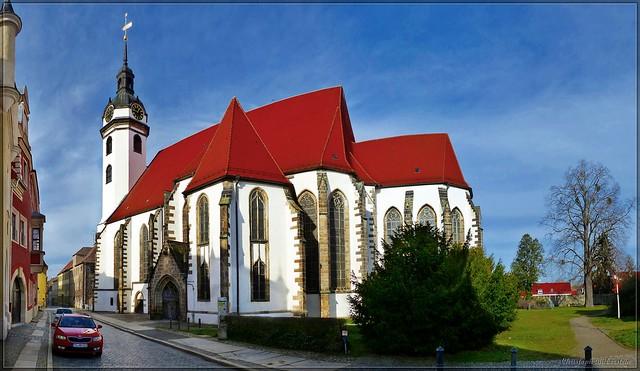 Stadtkirche St. Marien in Torgau