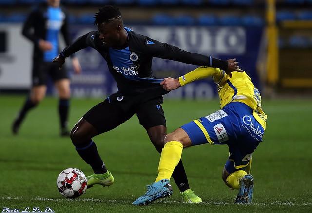 BvB Waasland Beveren Beloften - Club Brugge Beloften