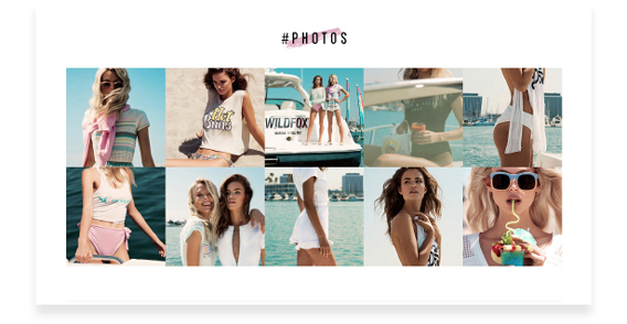Leo Swimwear PrestaShop Fashion Store Theme with Friendly Instagram