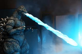 """使出必殺放射熱線! NECA《哥吉拉vs碧奧蘭蒂》「哥吉拉 1989」六吋可動作品(Godzilla vs. Biollante 6"""" Godzilla)"""