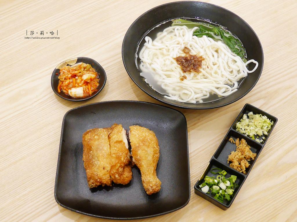 台北士林不限時餐廳推薦梁社漢排骨 好吃美食氣氛好 (2)