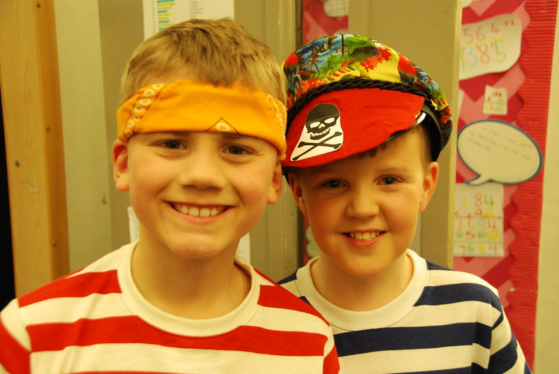Junior 6 Show - 'Pirates of the Curry Bean' - Night 1