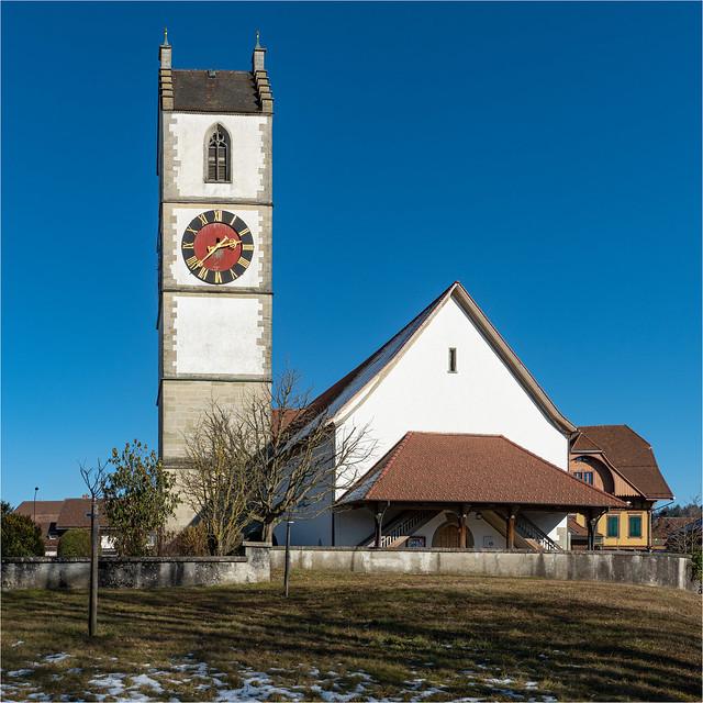 Kirche Sumiswald