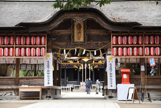 仙台市・大崎八幡宮 ∣ Osaki Hachimangu Shrine・Sendai City