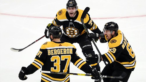Historia de los Boston Bruins