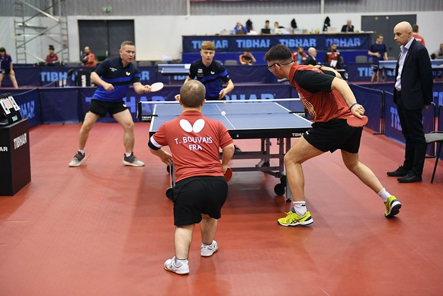 Day 3 - 2020 ITTF Polish Para Open