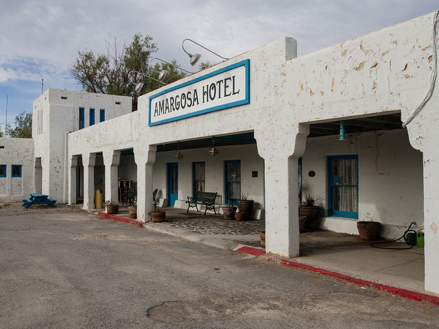 Amargosa Opera House and Hotel, Death Valley