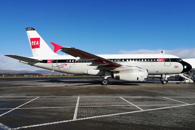 Retro Airbus (G-EUPJ)