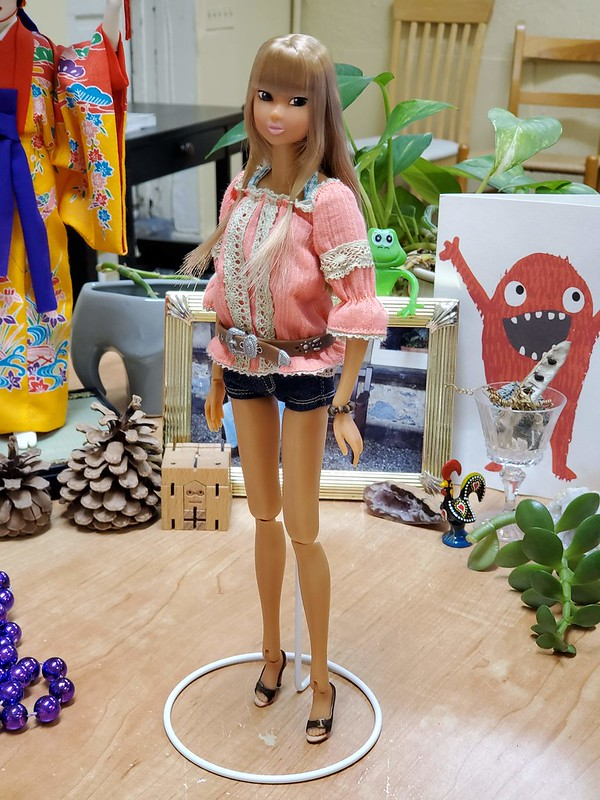 Happy Summer Guaranteed Momoko, tanned version.  2008