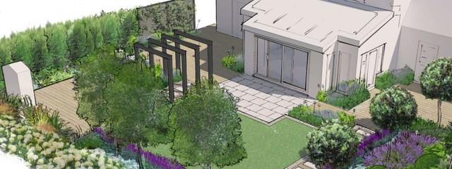 Landscape & hardscape architectural design services