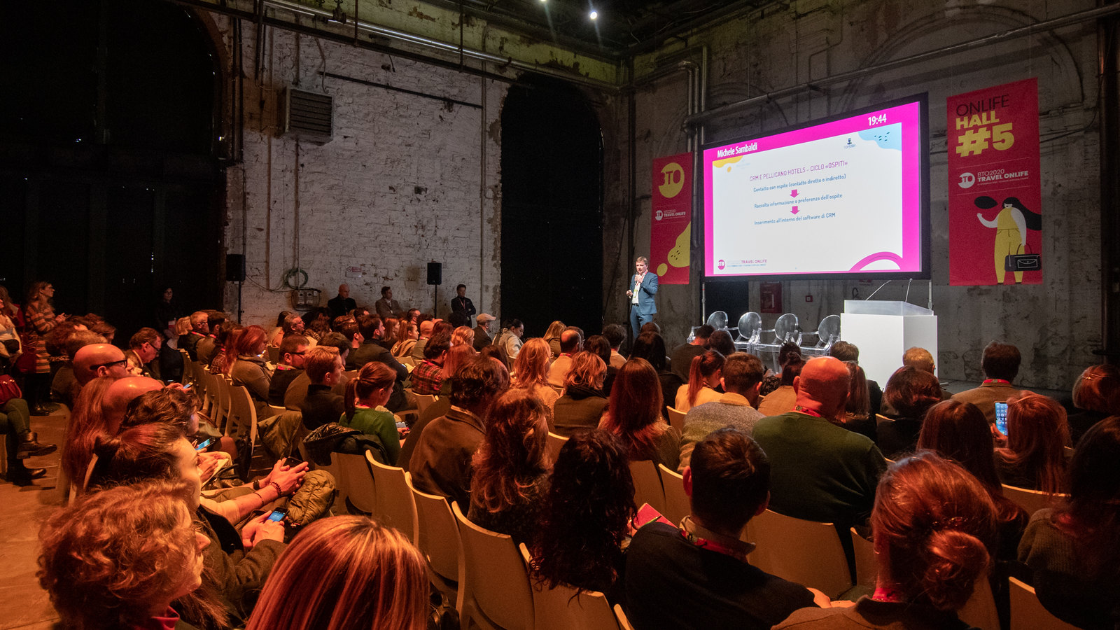 BTO2020 - Marketing Scientifico, CRM e Automation- come i dati producono conversioni di valore-- - by BTO official #01