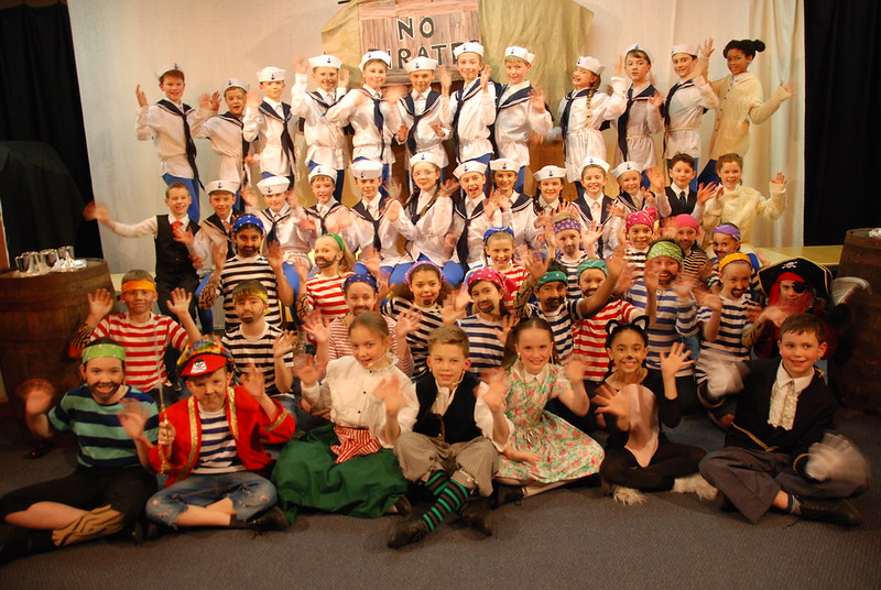 Junior 6 Show - 'Pirates of the Curry Bean' - Night 2