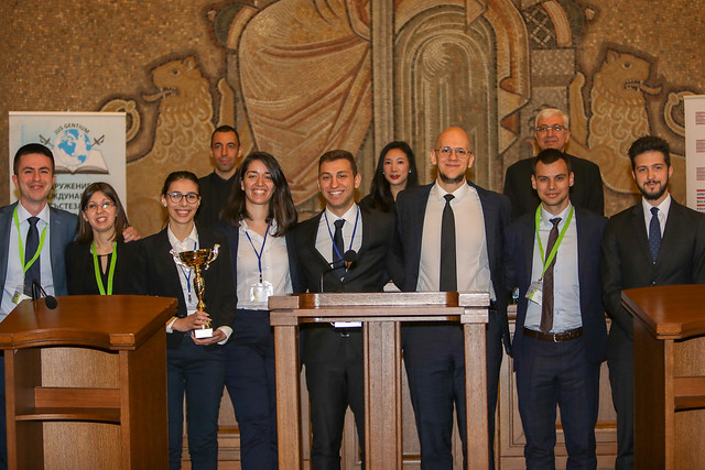 International Jessup International Law Moot Court Competition