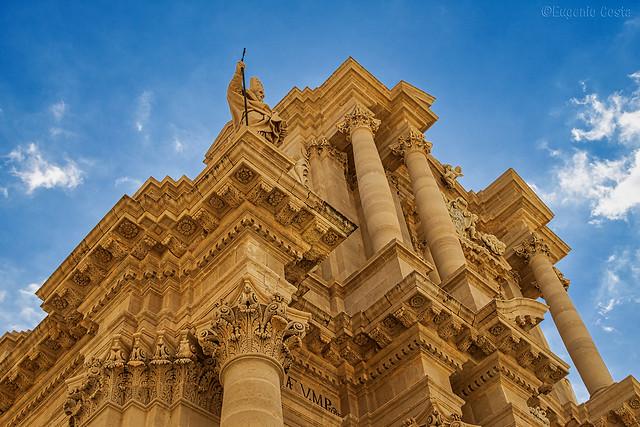 Duomo di Siracusa - Cathedral of Syracuse
