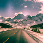 14. Oktoober 2019 - 12:06 - On the Canadian Rockies road.