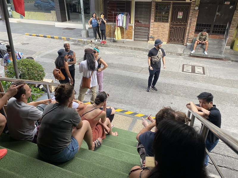 Poblacion Walking Tour (Z Hostel and MakaTurismo)